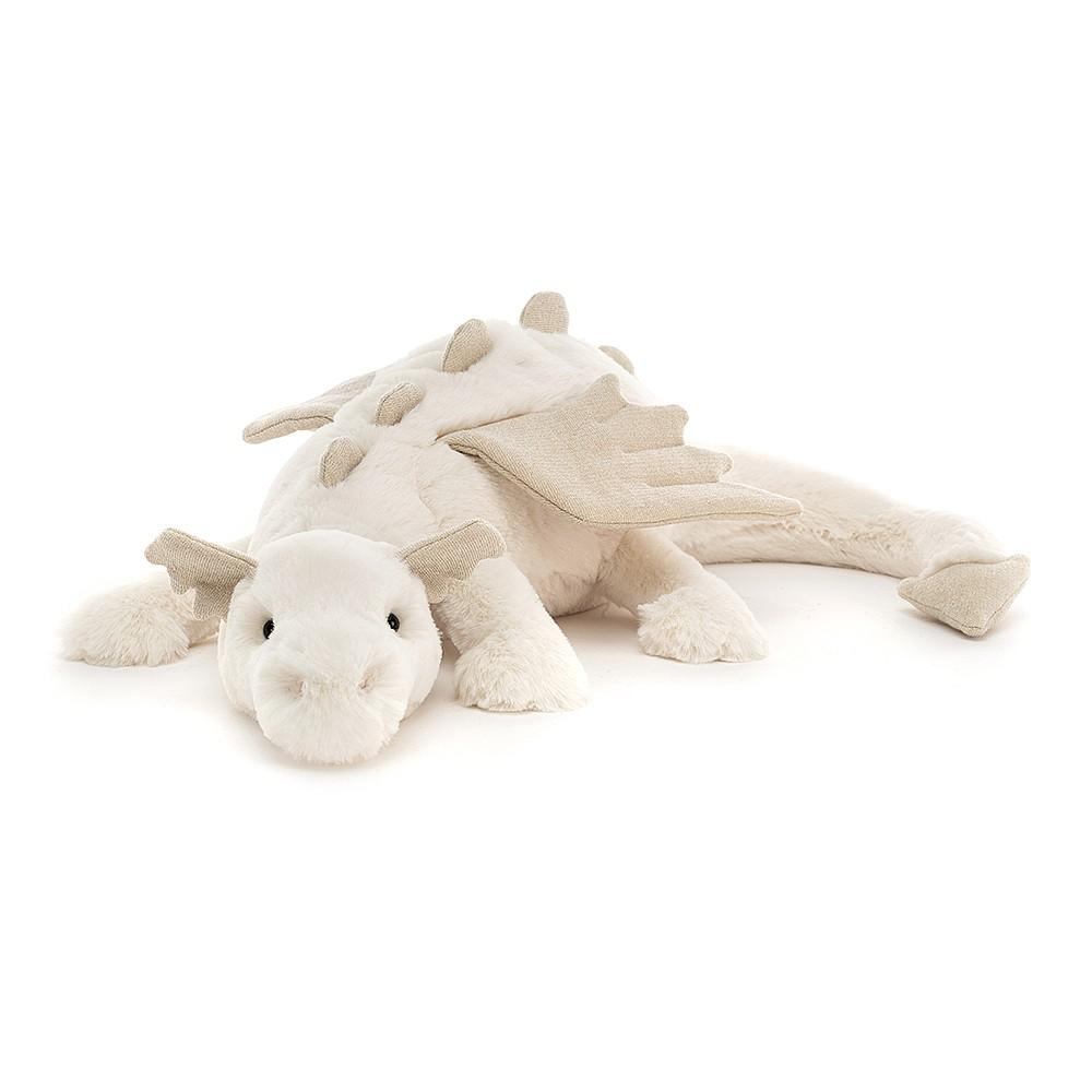 Jellycat Snow Dragon Little - BouChic