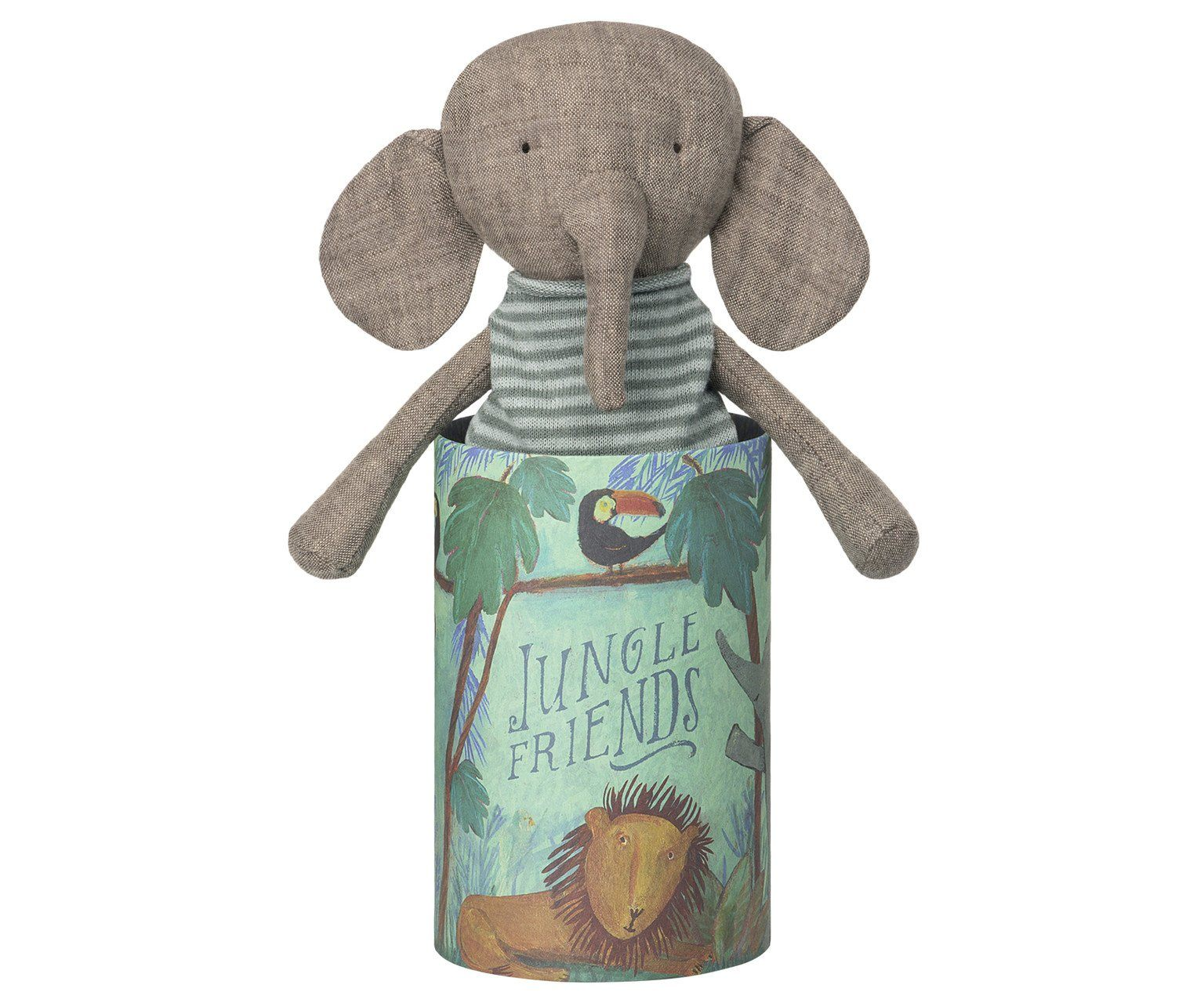 Jungle Friends Elephant - BouChic