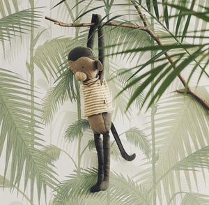 Jungle Friends Monkey - BouChic