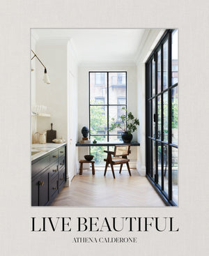 Live Beautiful Book Book Bouchic