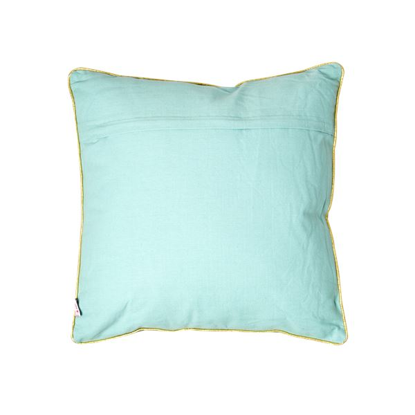 'LOVE' Velvet Square Cushion - BouChic