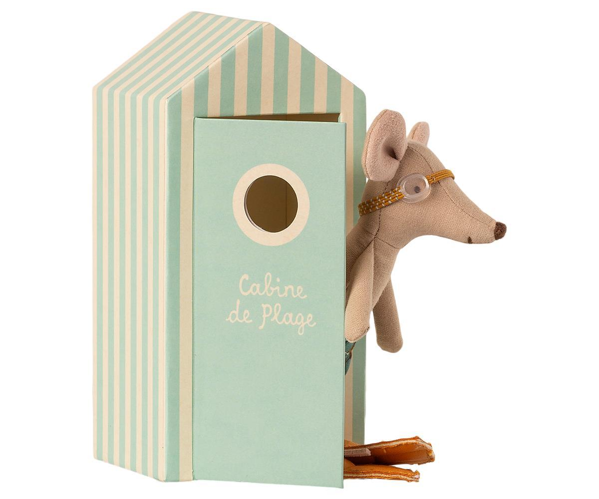 Maileg Big Brother Mouse & Cabin ** PRE-ORDER ** - BouChic