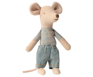 Maileg Little Brother Mouse in Matchbox - BouChic