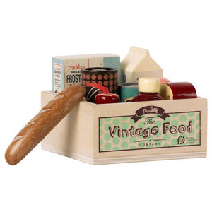 Maileg Vintage Food Grocery Box - BouChic