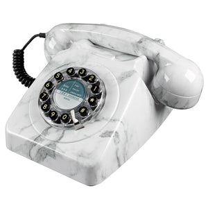 Marble Effect 746 Phone - BouChic