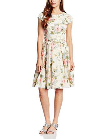 Mary Floral Prom Dress - BouChic