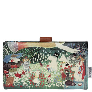 Moomin Dangerous Journey Travel Wallet - BouChic