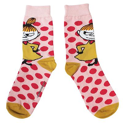 Moomin Little My Printed Socks - BouChic