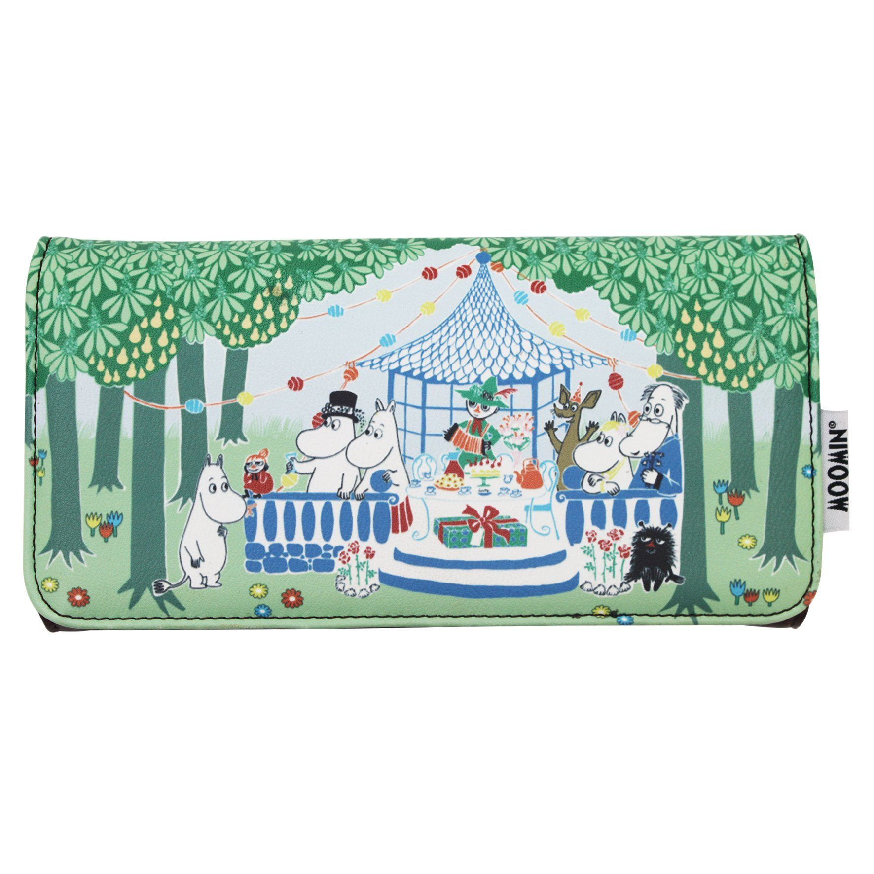 Moomin Party Wallet - BouChic