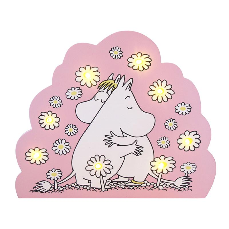 Moomin Pink Cloud Light - BouChic