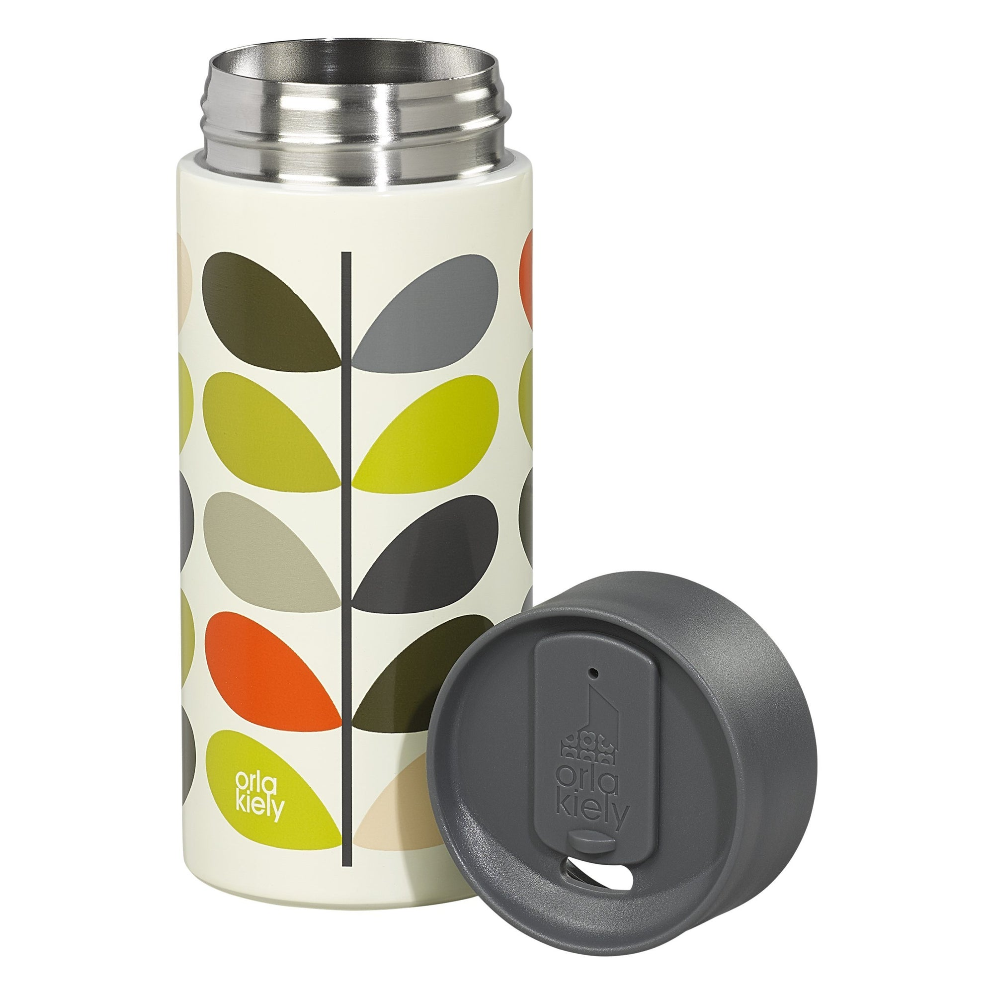 Multi Stem Print Travel Mug - BouChic