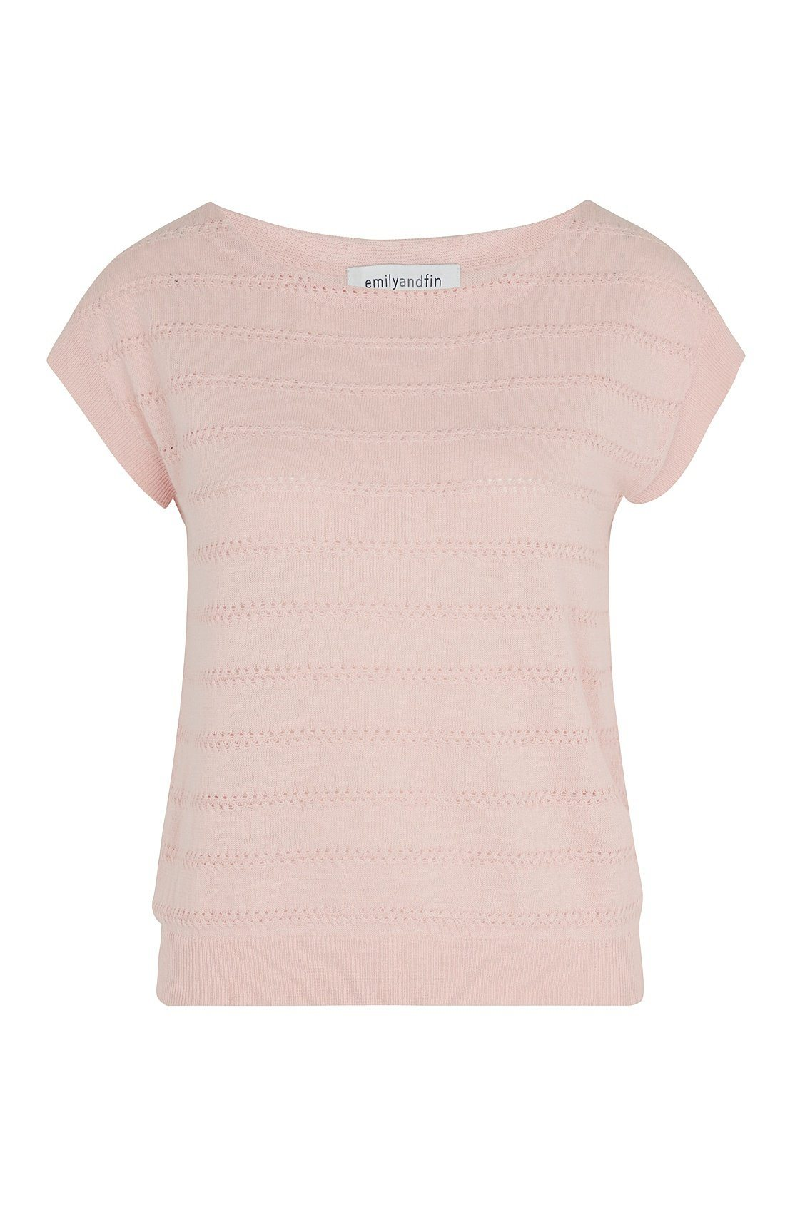 Nicole Button Back Top Blush Top BouChic | Homeware, Fashion, Gifts, Accessories