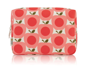 Orla Kiely Apple Wash Bag - BouChic