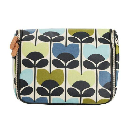 Orla Kiely Climbing Rose Hanging Wash Bag - BouChic
