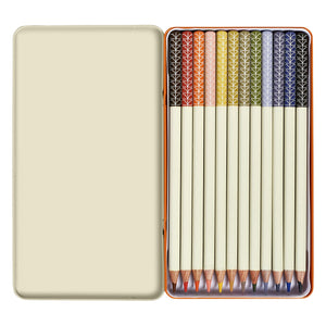 Orla Kiely Colouring pencils Bouchic