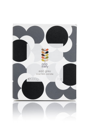 Orla Kiely Earl Grey Tea Scented Candle - BouChic
