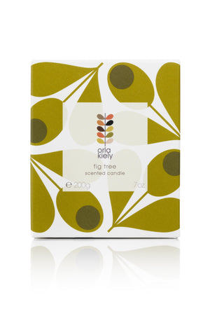 Orla Kiely Fig Tree Scented Candle - BouChic