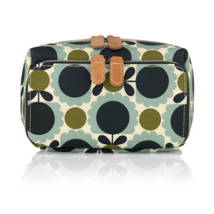 Orla Kiely Flower Scallop Medium Wash Bag - BouChic
