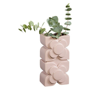 Orla Kiely Layered Vase Square Flower Rose - BouChic