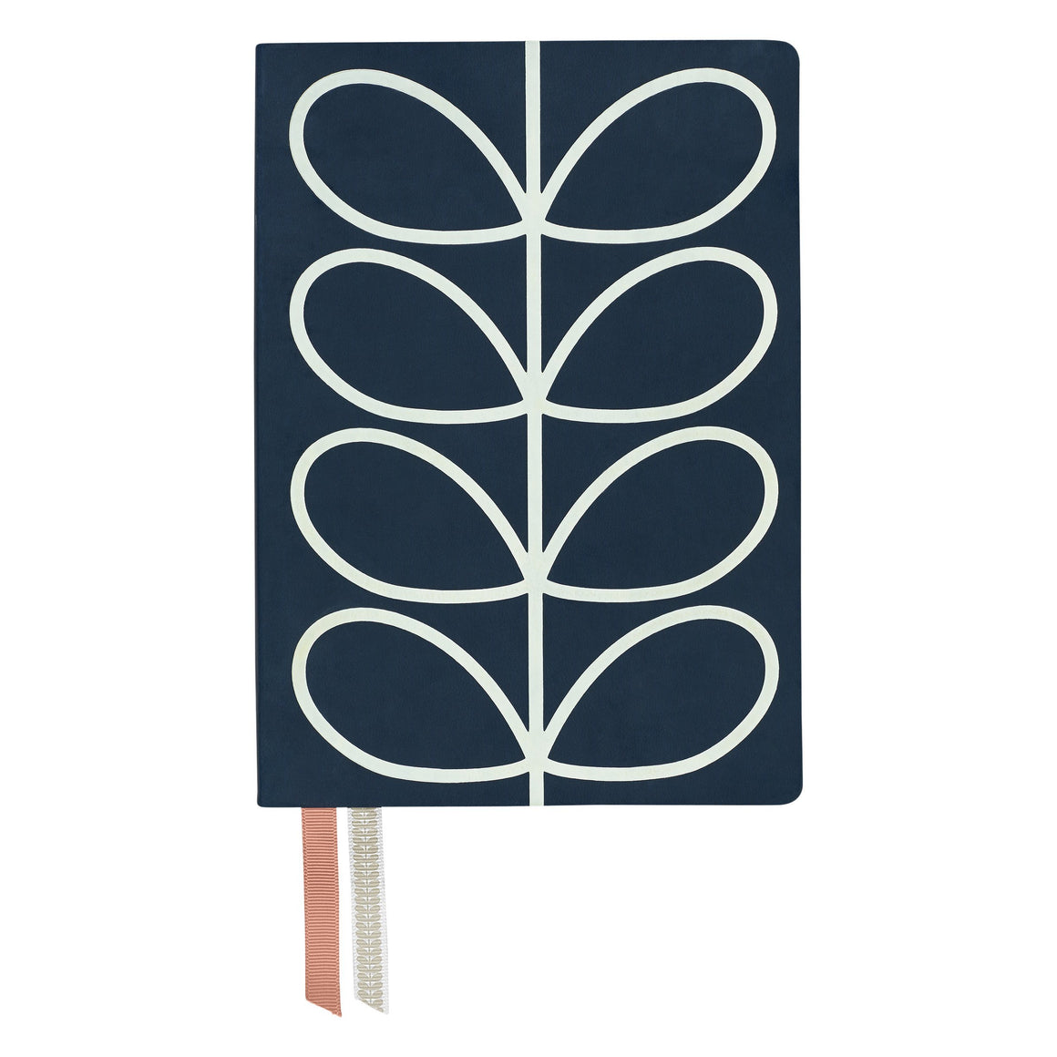 Orla Kiely Linear Stem A5 Notebook Stationery Bouchic