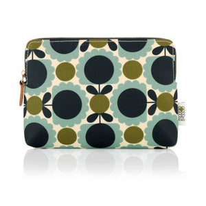 Orla Kiely Scallop Flower Spot Make Up Bag - BouChic