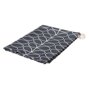 Orla Kiely Set of 2 Tea Towels Multi Stem Slate - BouChic