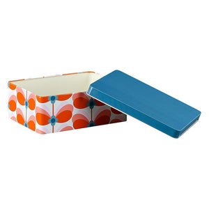 Orla Kiely Storage Tin Butterfly Stem - BouChic