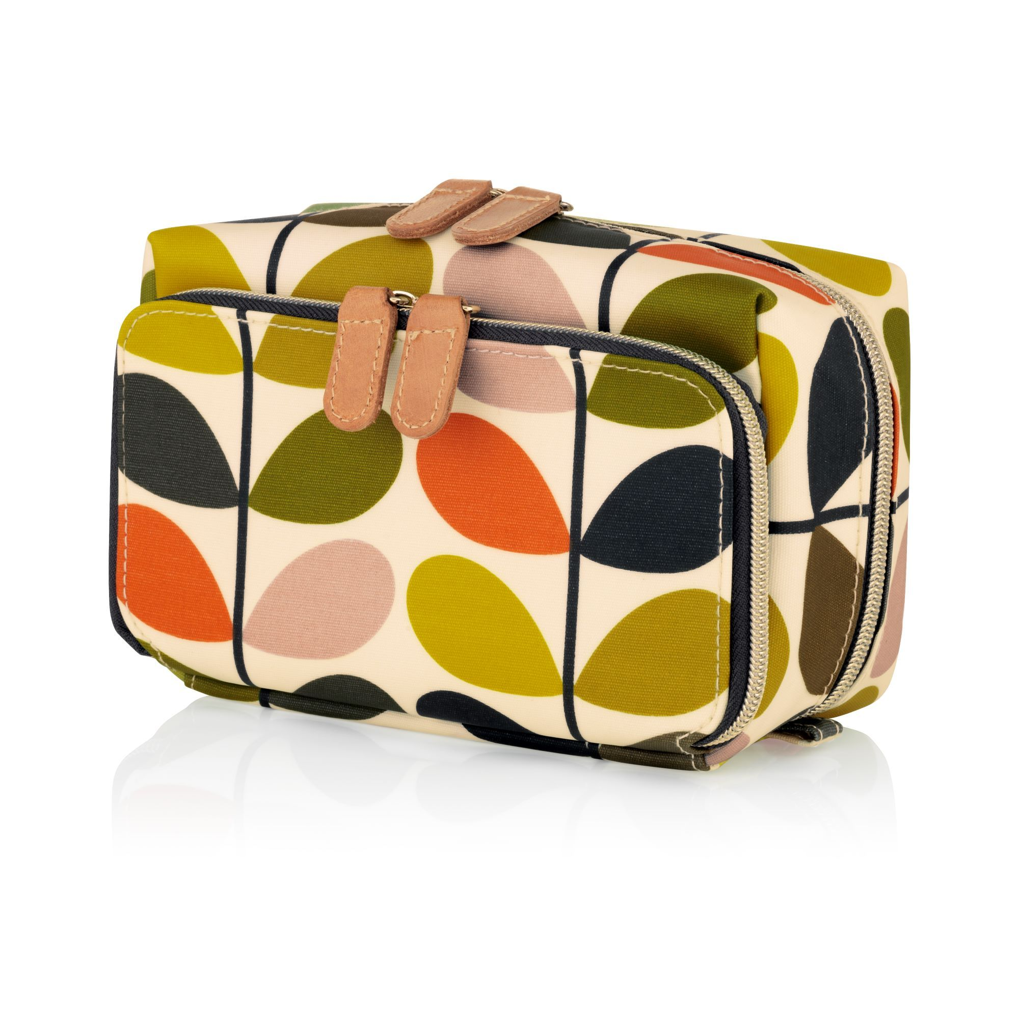 Orla Kiely Wash Bag Classic Multi Stem - BouChic