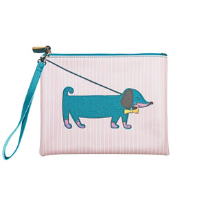 Over The Moon Dog Pouch With Strap - BouChic