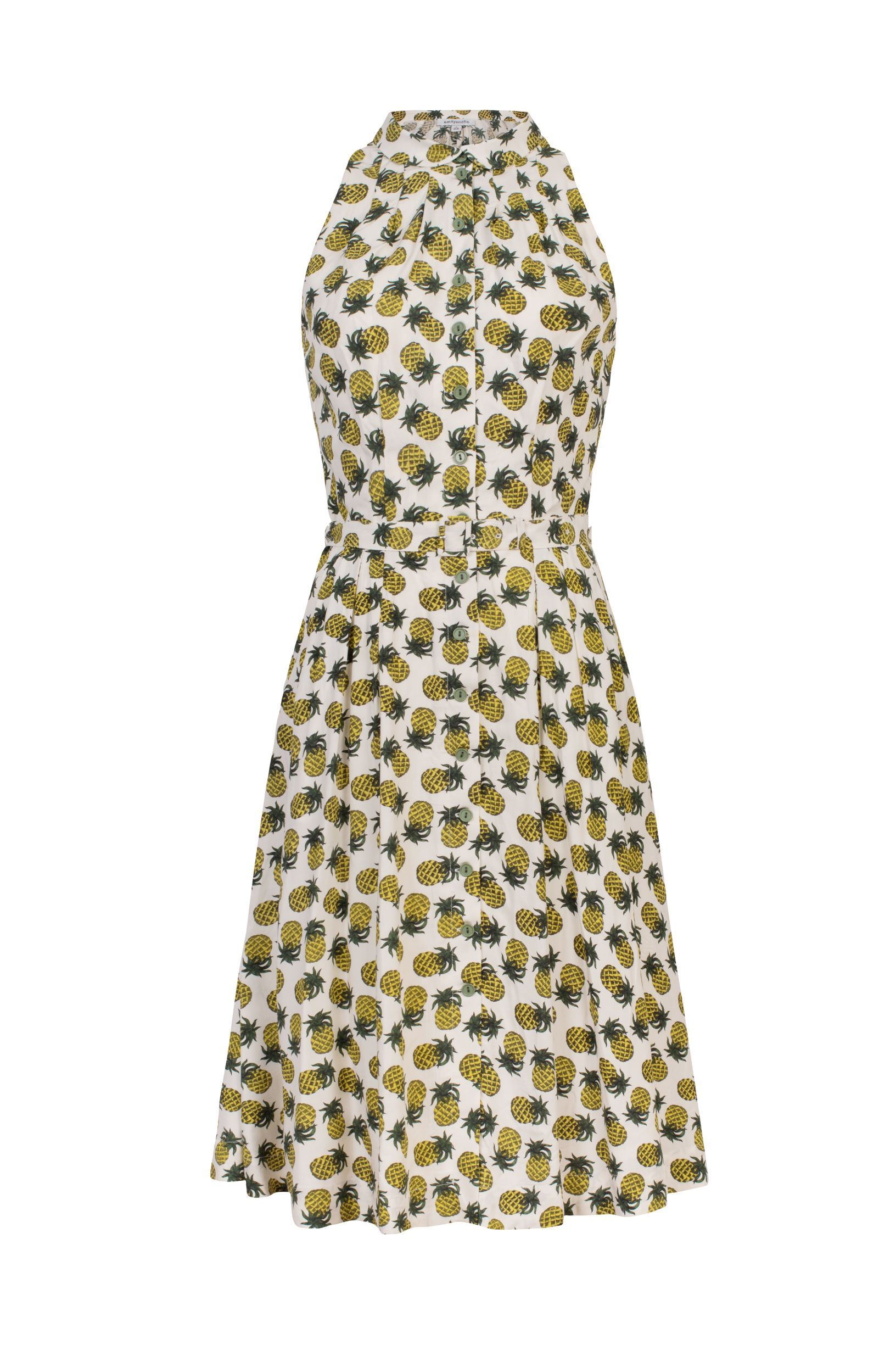 Pineapple Sally Dress by Emily & Fin - BouChic