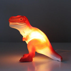 Red TRex Dinosaur LED Light - BouChic