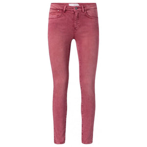 Skinny Jeans Pink Rouge Denim - BouChic