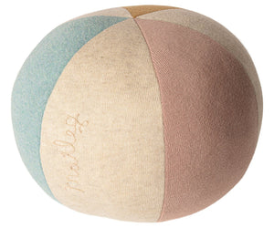 Maileg Small Ball Cushion Light Blue Rose - BouChic