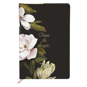 Ted Baker Opal Print Black A5 Notebook - BouChic