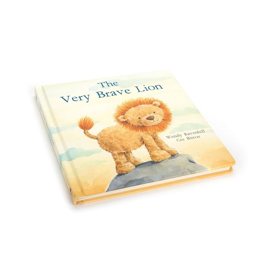 The Very Brave Lion Book - BouChic