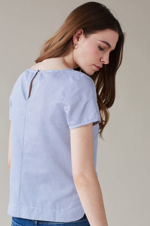 Toucan Emily & Fin Stripe Top - BouChic