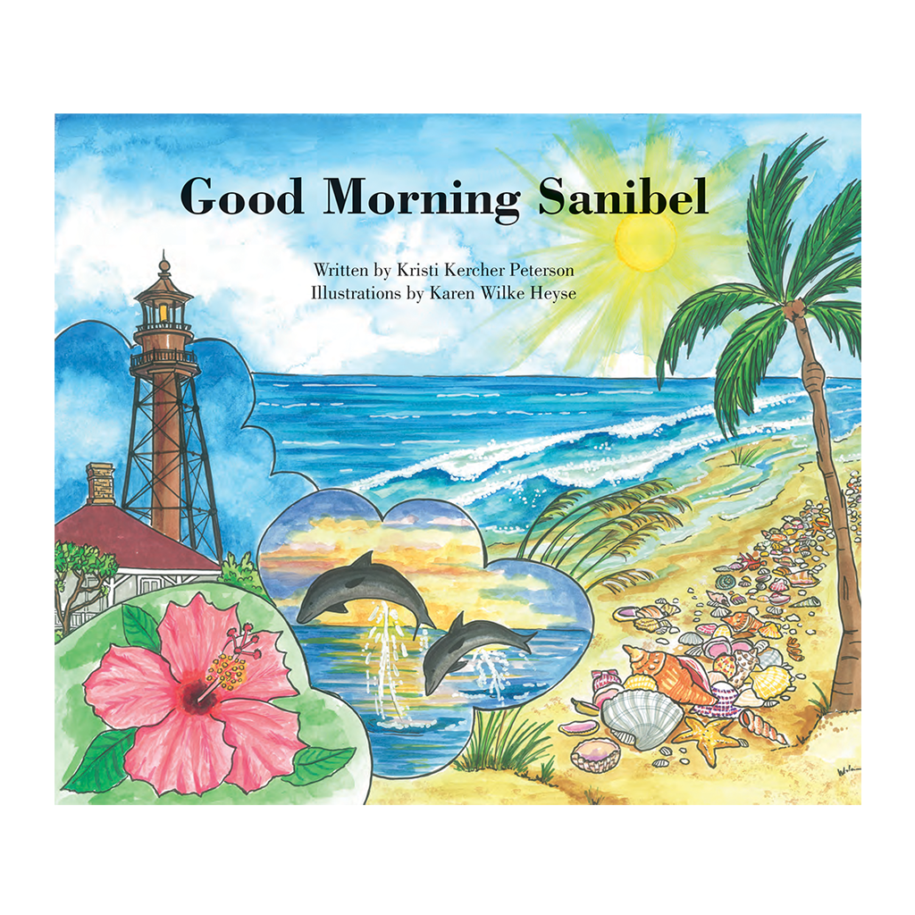 Good Morning Sanibel, by Kristi Peterson