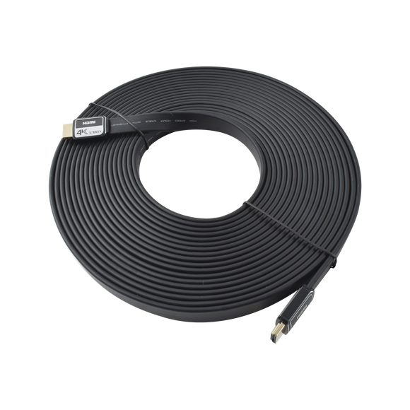CABLE HDMI PLANO 10 MT (32.80 FT ) V2.0 4KX2K