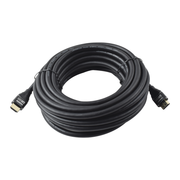 Cable HDMI versión 2.0 redondo de 10m ( 32.8 ft ) optimizado para resolución 4K ULTRA HD