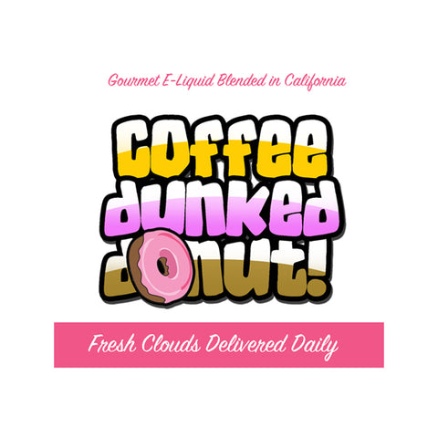Coffee Dunked Donut