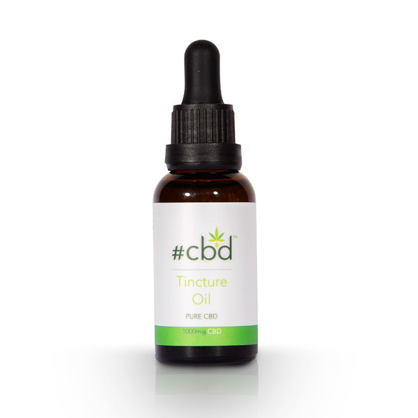 CBD Full Spectrum Tincture - 30ml