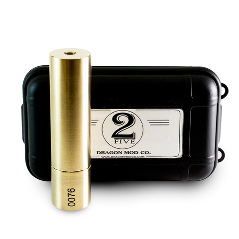 2FIVE Dragon Mod - Brass