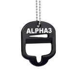 Alpha 3 Cap Removal Tool Kit