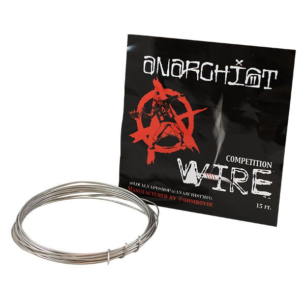 Anarchist Competition Wire - 18awg