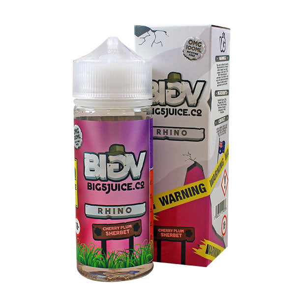 Big 5- Rhino 100ml