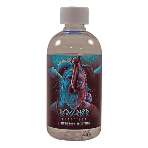 Blood Axe - Blueberry Menthol 200ml