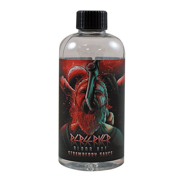 Blood Axe -  Strawberry Sauce 200ml