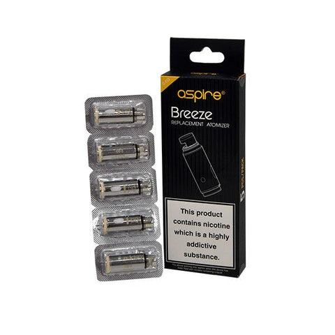Breeze 2 Coil by Aspire