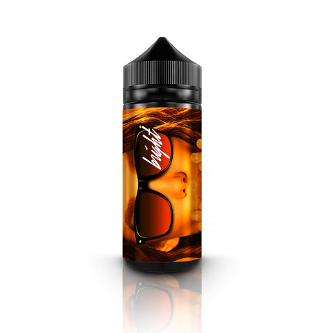 Bright Orange and Strawberry 100ml