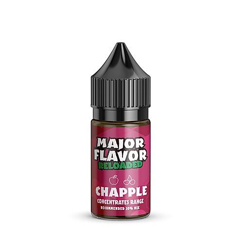 Major Flavor Concentrate - Chapple 30ml